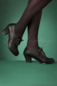 Bait Footwear 31236 Rosie Heels Bootie Black 20191015 008 W