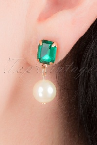 Lovely 31371 Regal PearlStone Emerald 041MW