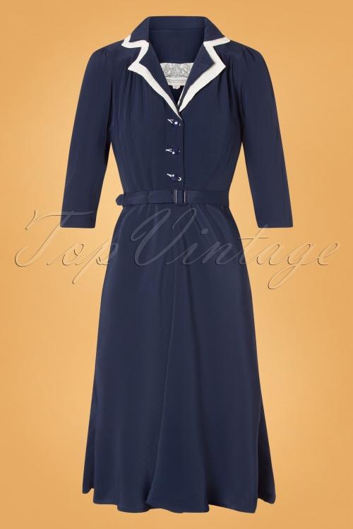 The Seamstress of Bloomsbury 32290 Lisa Mae Dress 20191021 0003W