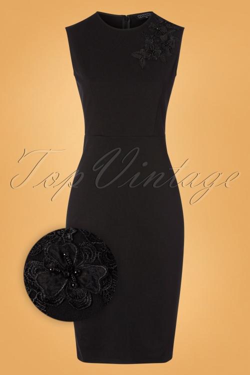 Katacomb 32359 Sophia Dress in Black 20191021 0005Z
