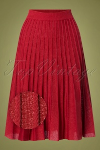 Pepaloves 31079 Saradon Red Glitter Skirt 20191021 0002Z