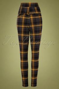 Miss Candyfloss 31023 Trousers Mustard Taran 07112019 000008W