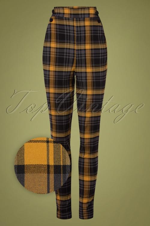 Miss Candyfloss 31023 Trousers Mustard Taran 07112019 000002Z