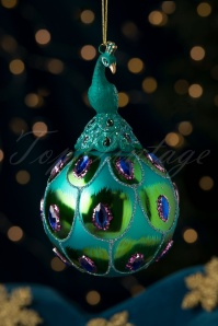Sass&Bellw 32671 Peacock Bauble 20191022 011 W