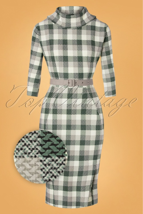 Miss Candyfloss 31024 Pencildress Check Mint 07162019 000003Z