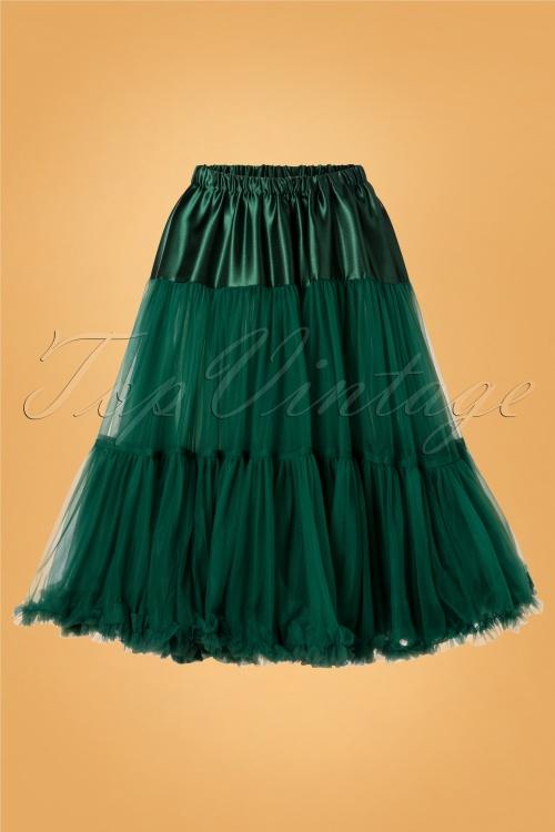 Vixen 30974 Petticoat in Green 20191025 003 W