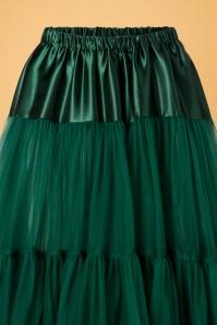 Vixen 30974 Petticoat in Green 20191025 003 V