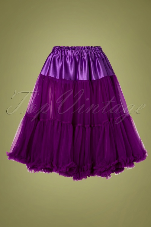Vixen 30976 Petticoat in Purple 20191025 002 W