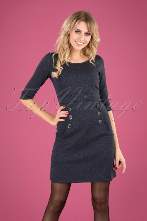 Mademoiselle Yeye 29584 Oh My Lola Glitter Dress 20190823 040MW