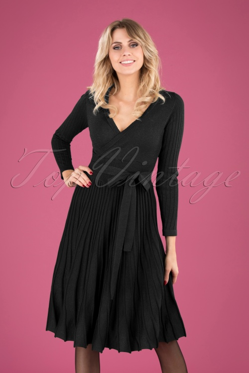 Pepaloves 31077 Blanchett Dress in black 20191018 040MW