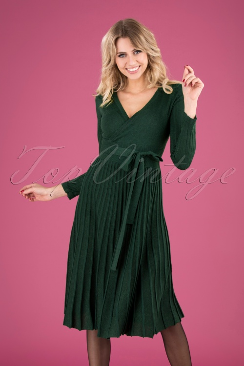 Pepaloves 31078 Blanchett Dress in green 20191018 040MW