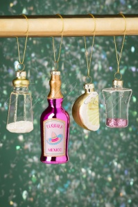 Tequila Bauble Set