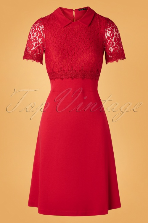 Vive Maria 30086 Red Day Dress20190626 004W