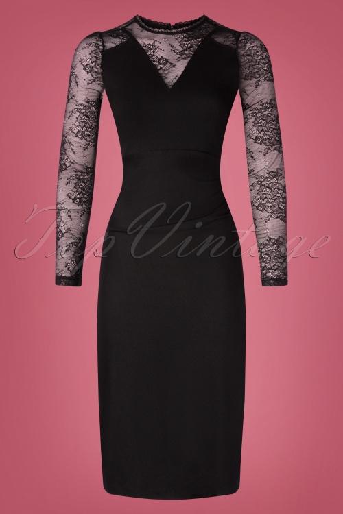 Vive Maria 30087 Falling In Lovw Dress Black20190627 004 W