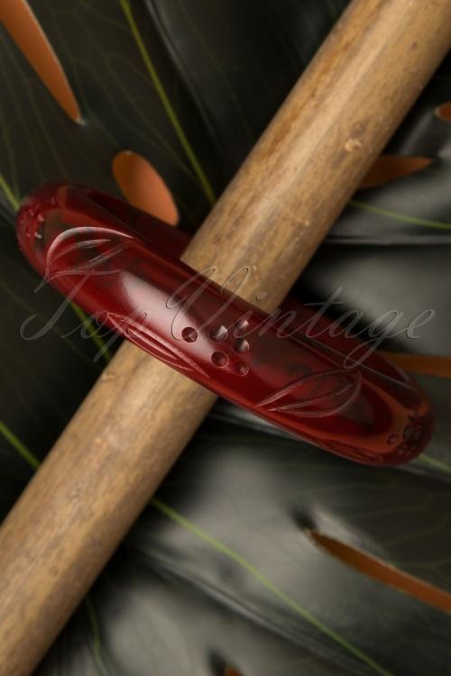 Splendette 32470 Mulberry Red Bangle 20191030 008 W