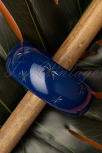 Splendette 32474 Wide Blue Bracelet 20191030 003 W