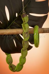 Splendette 32459 Bangles Fakelite Green Leaf 20191030 012 W
