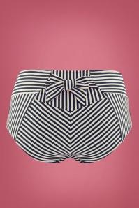 Marlies Dekkers 27909 Navy Ecru Holi Vintage Bikini Bottom 20181109 004