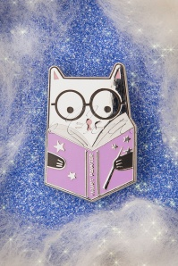 Punky Pins 32941 Pin Magic Cats Book Wizard 11042019 002W