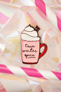 Punky Pins 32873 Pin True Winter Cup Pink 11042019 005W