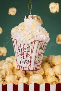 Popcorn Bucket Bauble