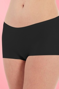 Magic 29785 Dream Invisibles Boyshort Black 20191101 021LW