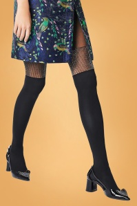 Bombardino Tights in Black
