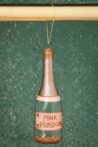 Sass & Belle Lets Celebrate Pink Prosecco Bauble