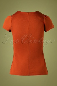 Steady Clothing 32088 Top Sophia Rust 11252019 009W