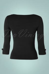 Dancing Days by Banned Sophie Top in Black 113 20 17788 20160308 0002W