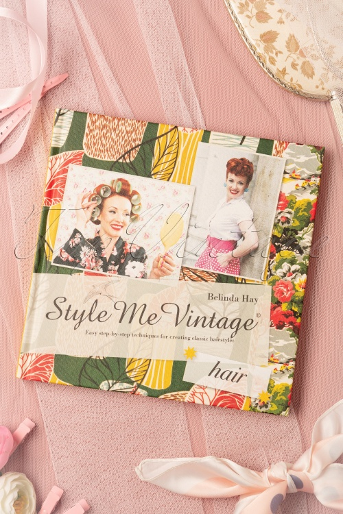 Style Me Vintage 10085 Hair Book 20191112 008W
