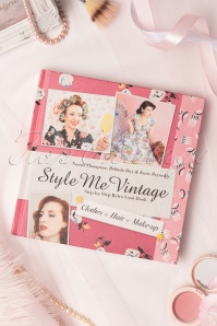 Style Me Vintage LOOK BOOK Step-by-Step Retro