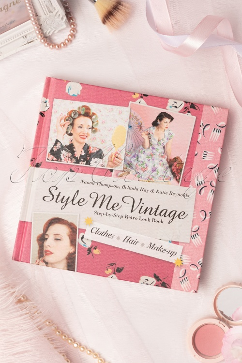 Style Me Vintage 10086 Look Book step by step 20191105 004W