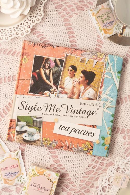 Style Me Vintage 10088 Tea Parties book 20191112 010W
