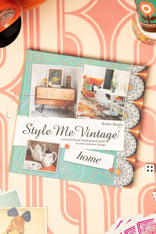 Style Me Vintage 15709 Home book 20191114 011W