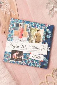 Style Me Vintage 15711  Inspirational Guide To The Hair Make up And Fashion Of The 40s 20191107 004W