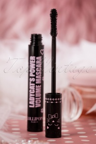 Ladycat's Power Mascara en Noir