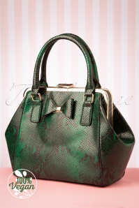 Lola Ramona 30258 Bag Green Gold 191209 012 W vegan