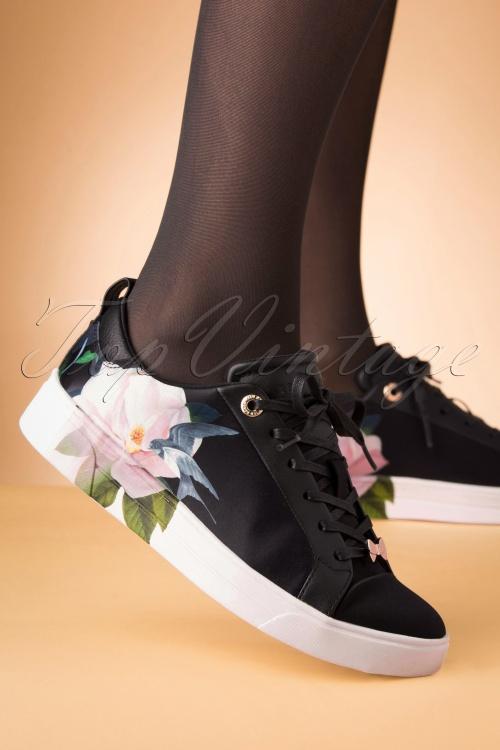 Ted Baker 29642 Rially Sneaker Black20190924 012 W