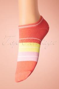 Sukeno Macaron Socks in Pink