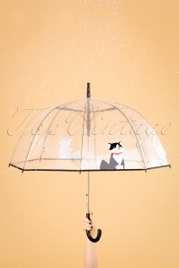 So Rainy 31381 Umbrella Transparen Cat 20191217 017W