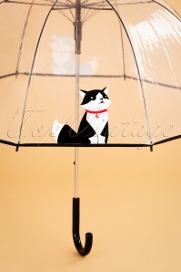 So Rainy 31381 Umbrella Transparen Cat 20191217 010W