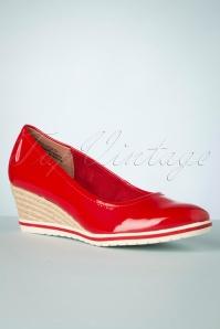 Tamaris 32335 Chill Shoe Red20191216 011 W