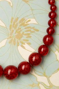 Splendette 33071 Red Glitter Necklace 191220 007 copy1