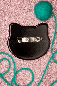 Darling Divine 33416 Zwart Brouche Black Cat 200102 014 copyachterkantW