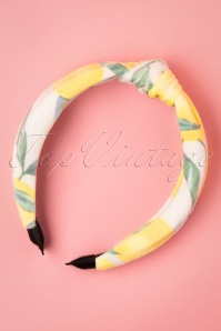 Darling Divine 33420 Hairband Citrus White 20200106 005W
