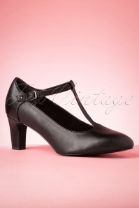 Tamaris 18793 Pumps Black 40s Neva 20200106 010W