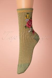 Marcmarcs 30585 Olive socks 01092020 002W