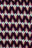 King Louie 31743 Namaste Border Skirt Vivid Purple20191204 002
