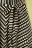 King Louie 31715 Swingdress Sally Gelati Black Stripes 20191210 007W